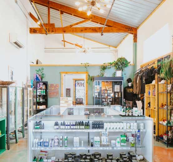 Green Lady Shoppe - Hemp CBD Products