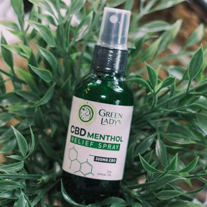 CBD Spray for pain relief