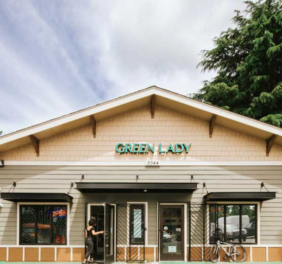 Green Lady Shoppe - Hemp Products in Olympia, WA