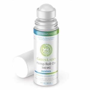 CBD Roll On Pain Relief Stick