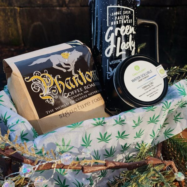Green Lady Limited Edition Coffee Gift Set